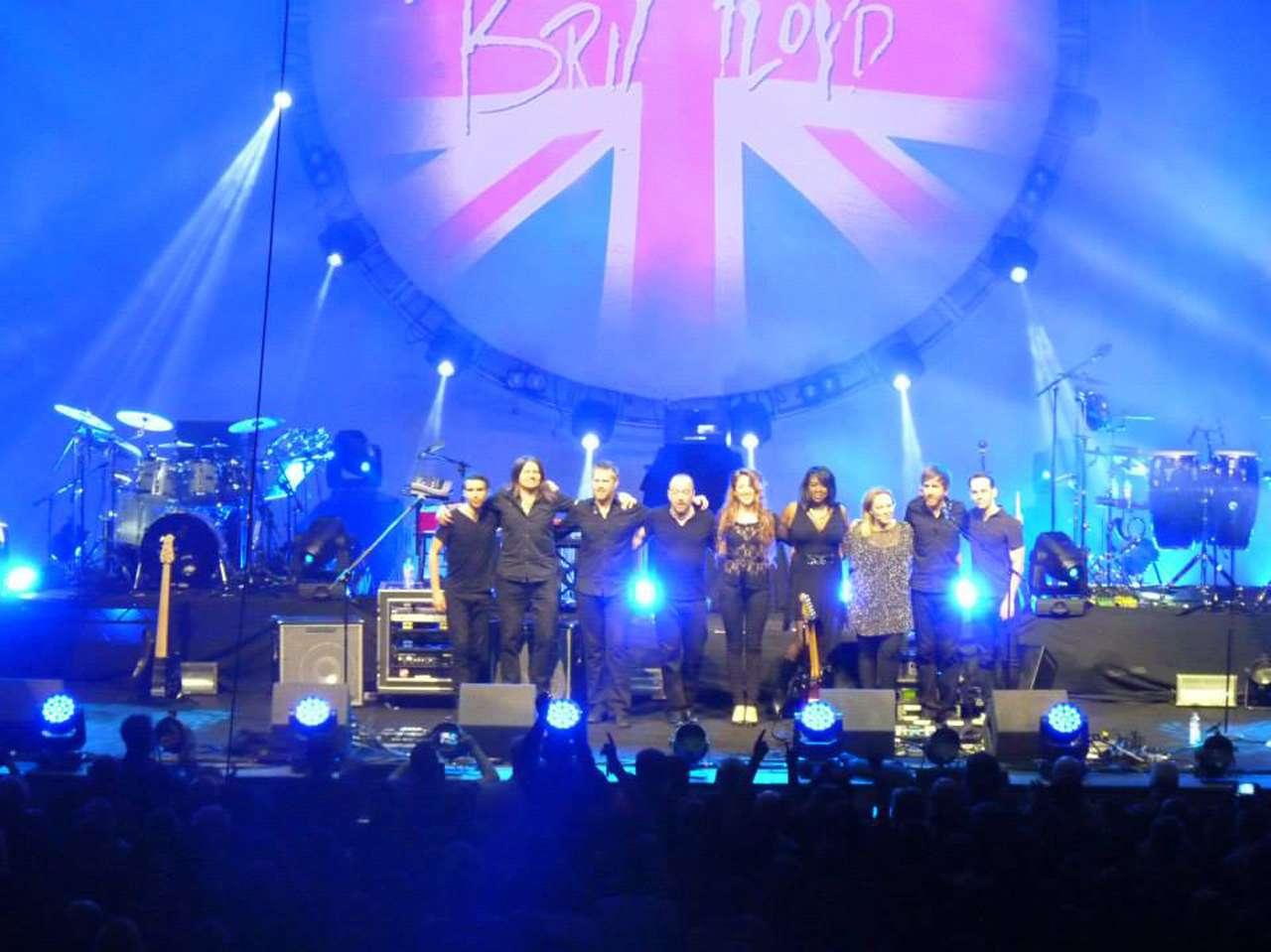 Brit Floyd, originaria de Liverpool, ha recorrido el mundo con el triubuto a Pink Floyd desde enero de 2011. Foto: Facebook / Brit Floyd