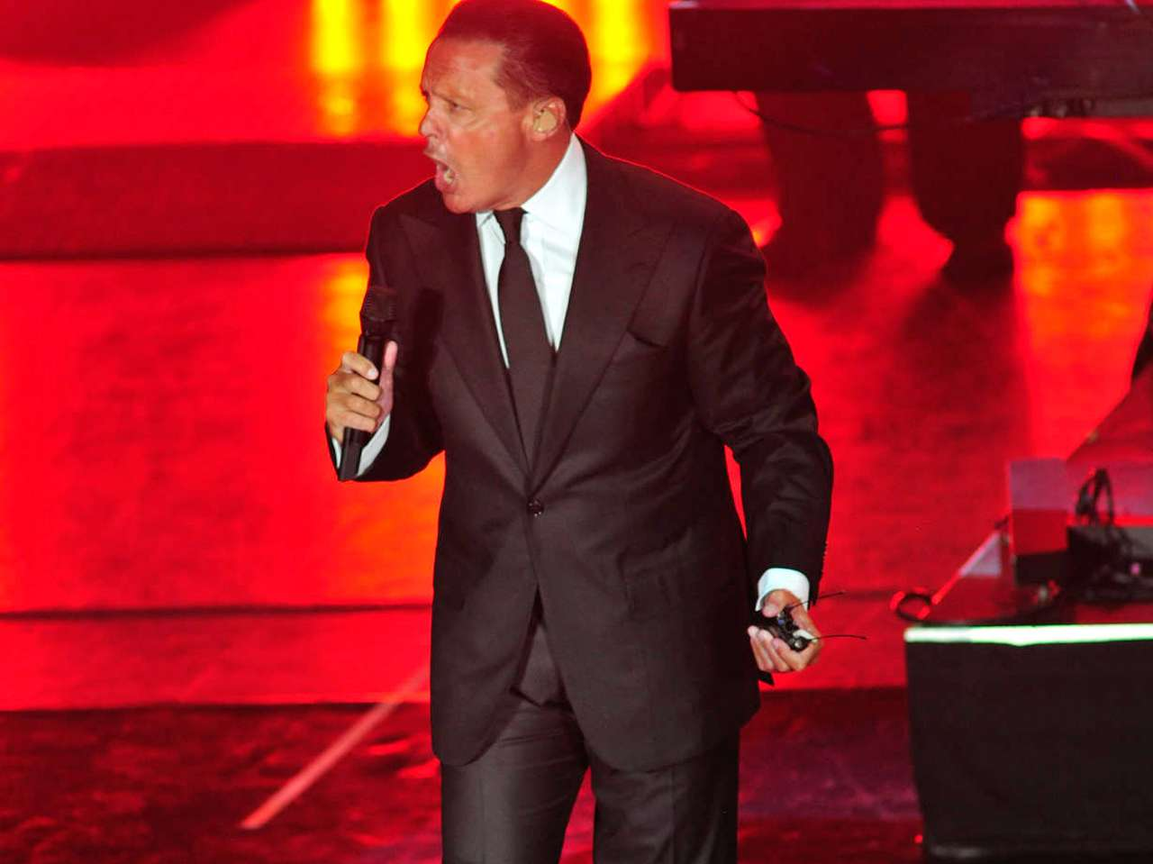 Luis Miguel teme al fracaso. Foto: Photo AMC