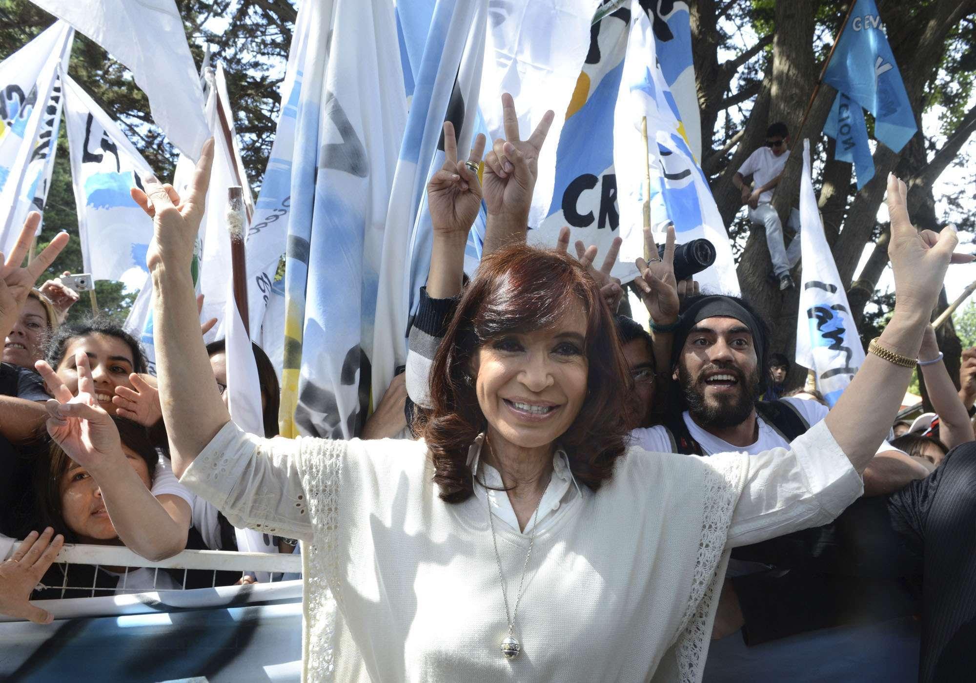 Cristina dará este domingo su último discurso como Presidenta en una apertura de sesiones legislativas. Se espera que haga un balance de su gestión y que haga importantes anuncios. Foto: NA