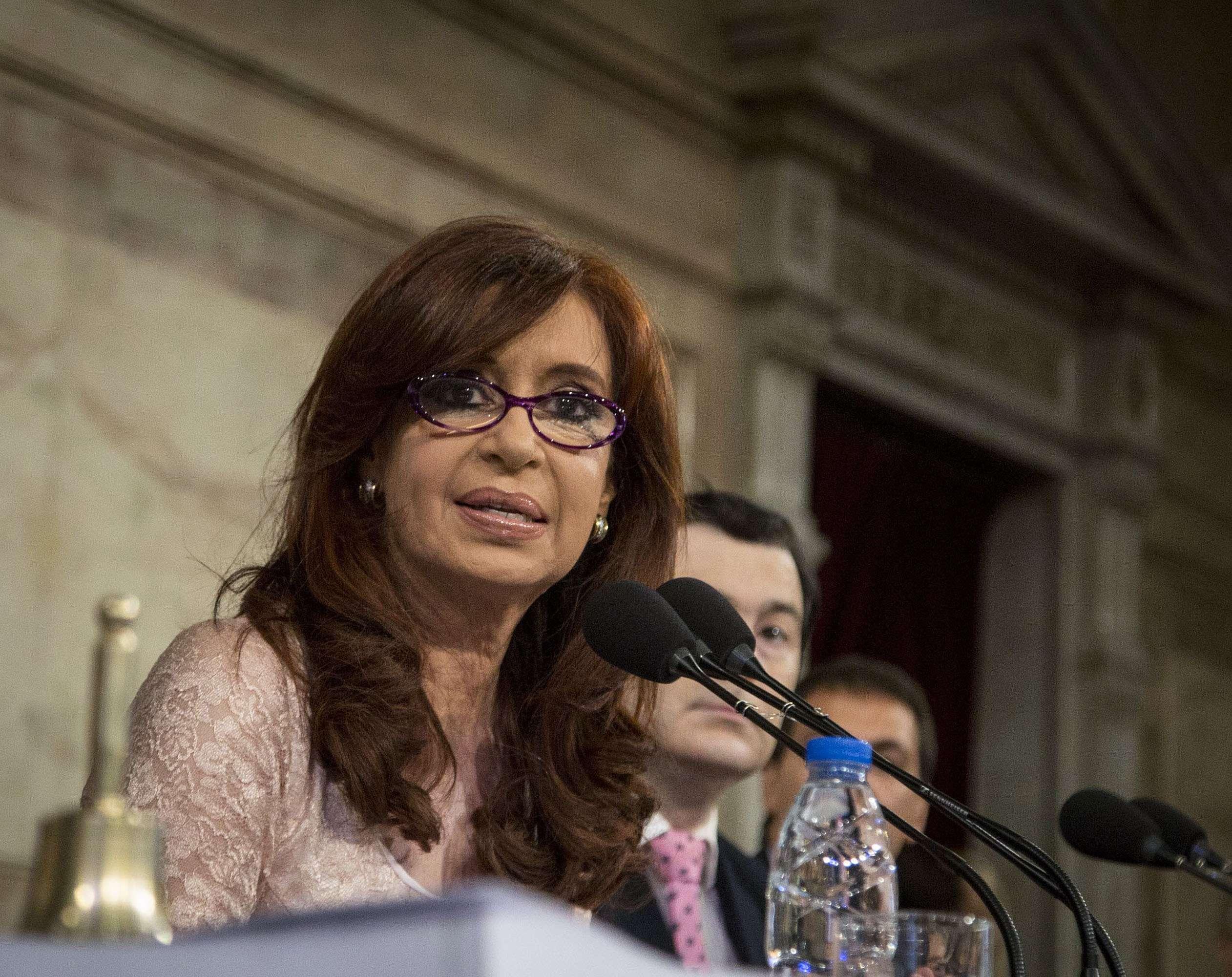 Un periodista del Financial Times le respondió a Cristina. Foto: NA