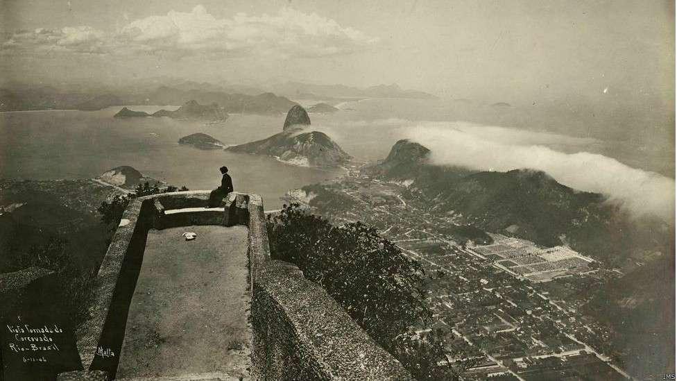Foto: IMS (Instituto Moreira Salles)/Rio: primeiras poses, visões da cidade a partir da chegada da fotografia (1840-1930)