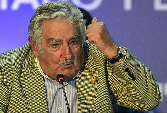 Luego de cinco años al frente de Uruguay, José Mujica deja su cargo este domingo, en manos de Tabaré Vázquez. Foto: BBCMundo.com