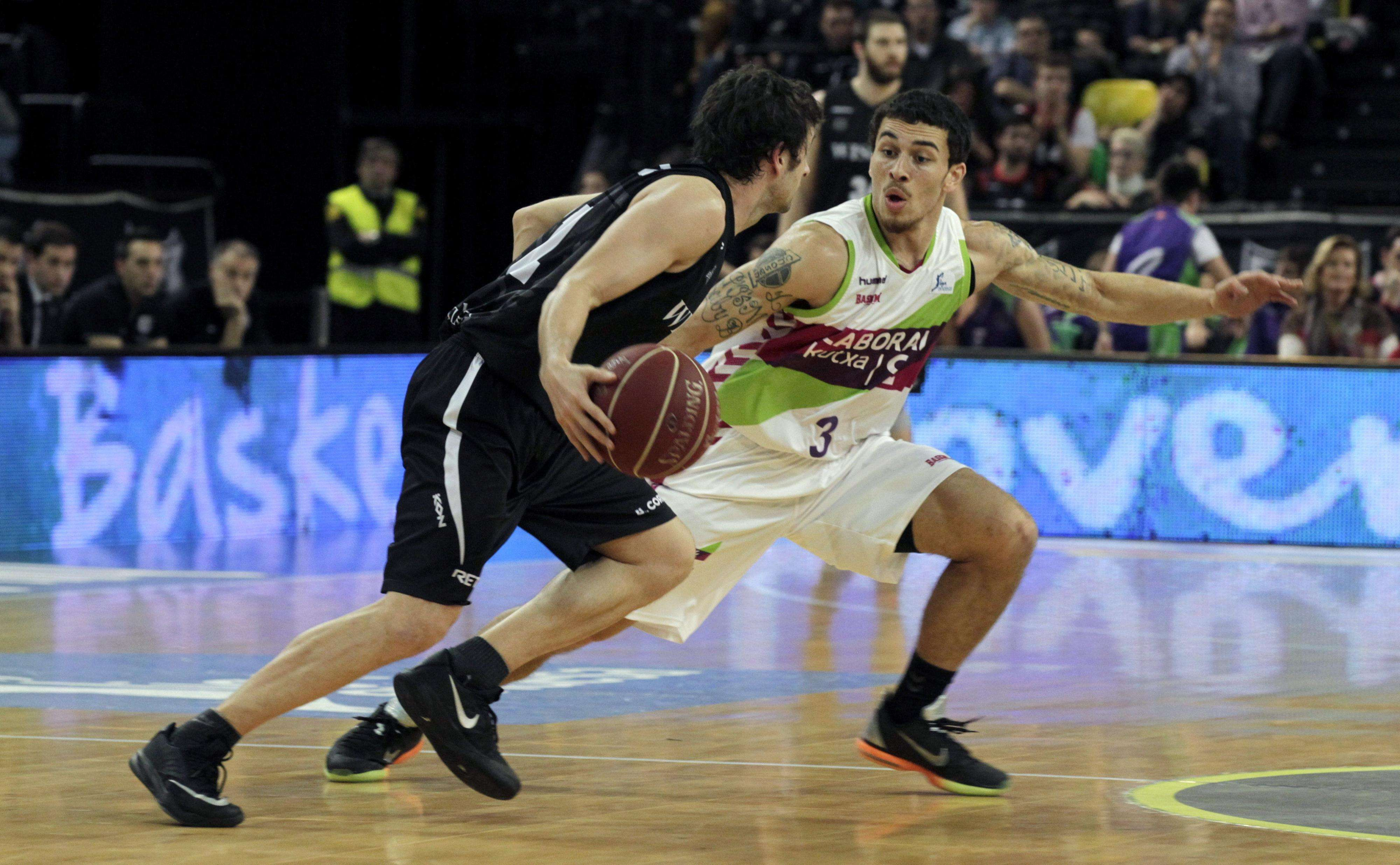 Bilbao Basket - Laboral Kutxa. Foto: EFE en español