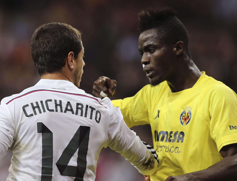 Real Madrid y Villarreal empatan 1-1 en el Bernabeu. Foto: EFE