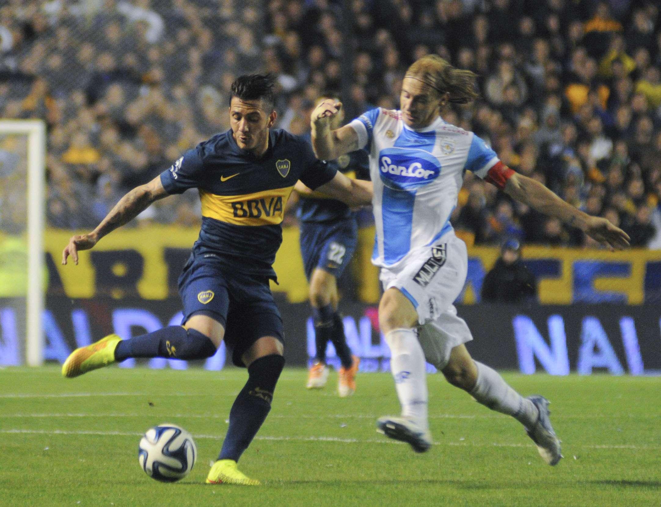Boca recibe a Atlético Rafaela desde las 18.15 en la Bombonera con la ilusión de seguir por la senda del triunfo. Foto: NA