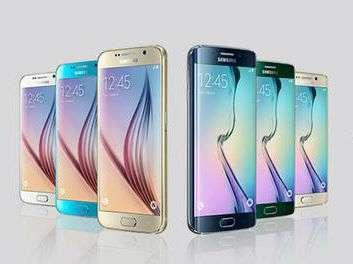 Ambos teléfonos estarán disponibles el próximo 10 de abril en 20 países Foto: Samsung