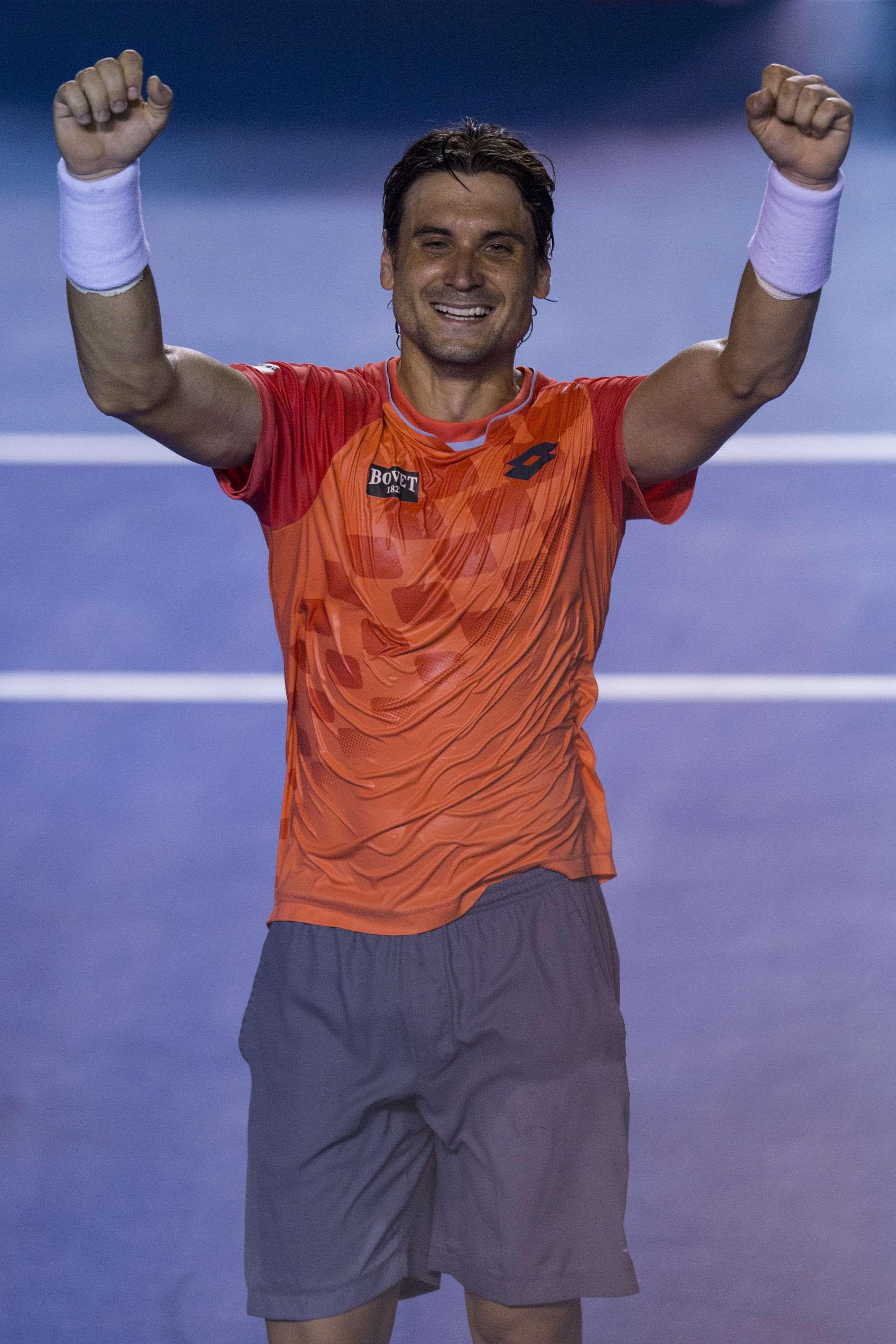 Ferrer es el campeón. Foto: Getty Images