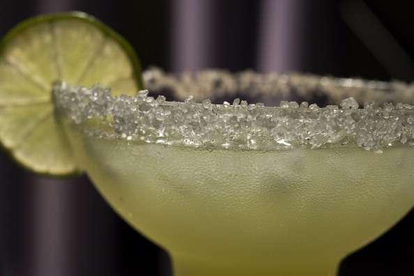La bebida 'margarita' está preparada a base de tequila. Foto: Getty Images