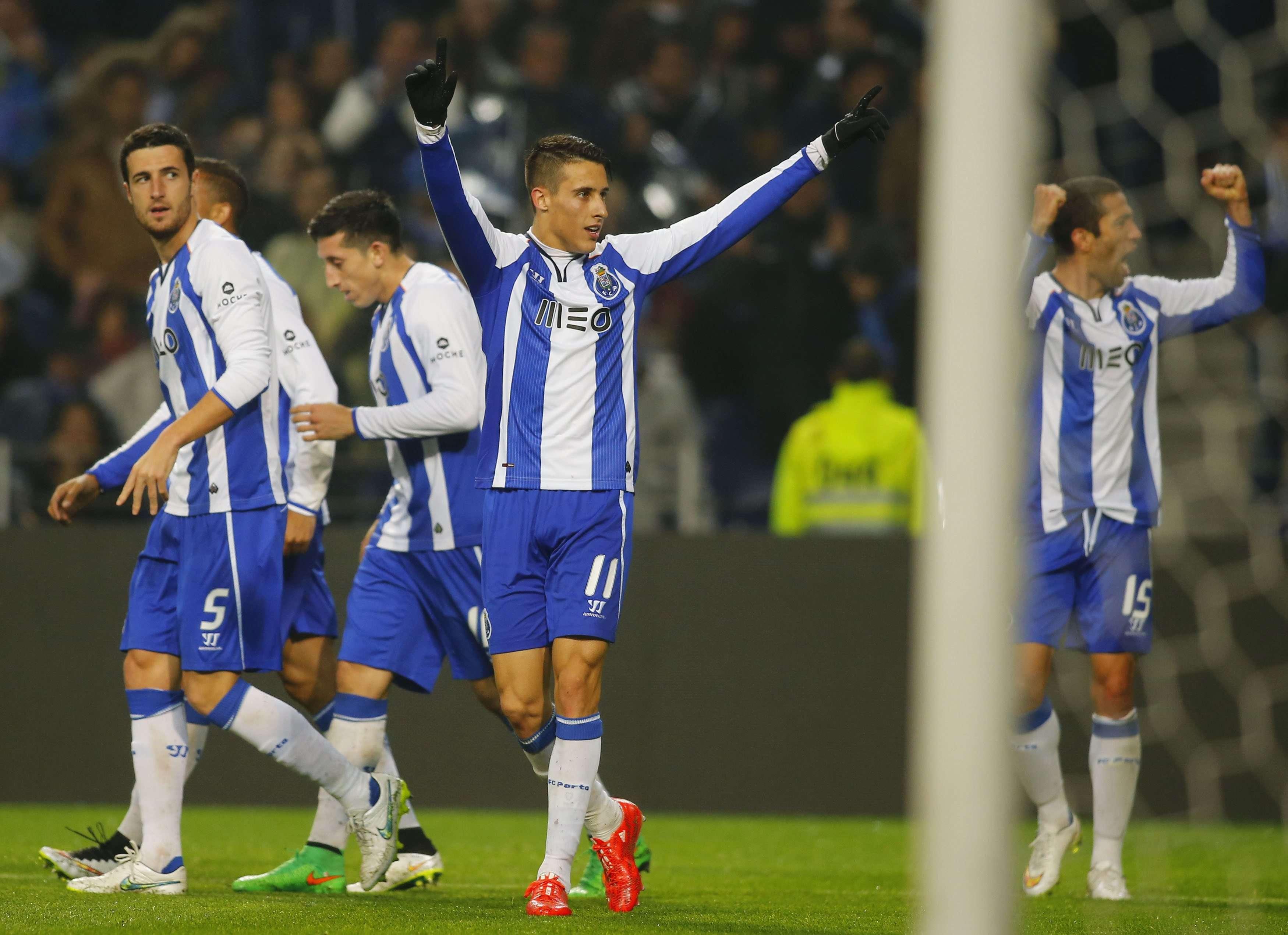 Porto venceu clássico português Foto: Miguel Vidal/Reuters