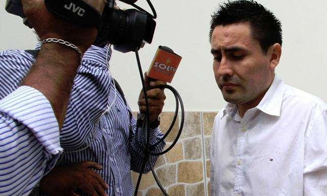 Paul Olórtegui, viudo de Edita Guerrero. Foto: Internet