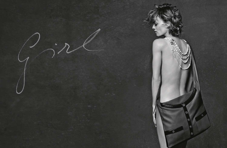 Foto: Karl Lagerfeld/ Chanel/Divulgação