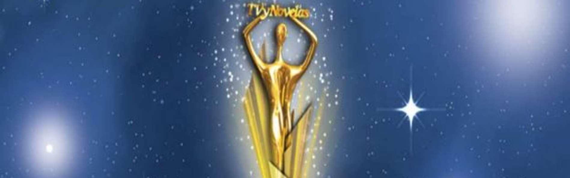 Premios TVyNovelas 2015 Foto: Facebook/ Premios TVyNovelas