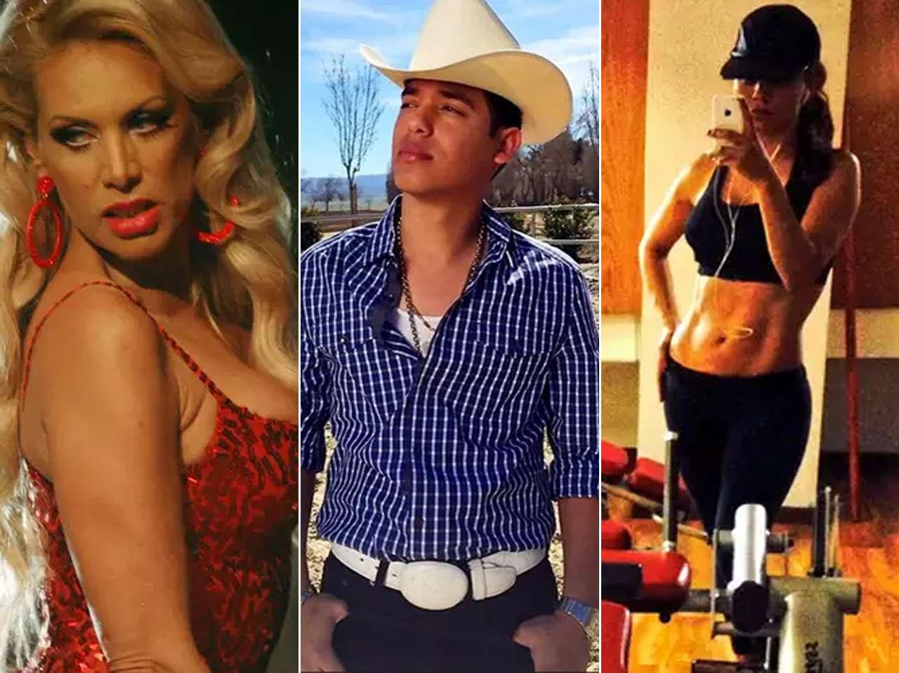 Chismes de famosos: resumen semanal de espectáculos (2 de marzo) Foto: Twitter