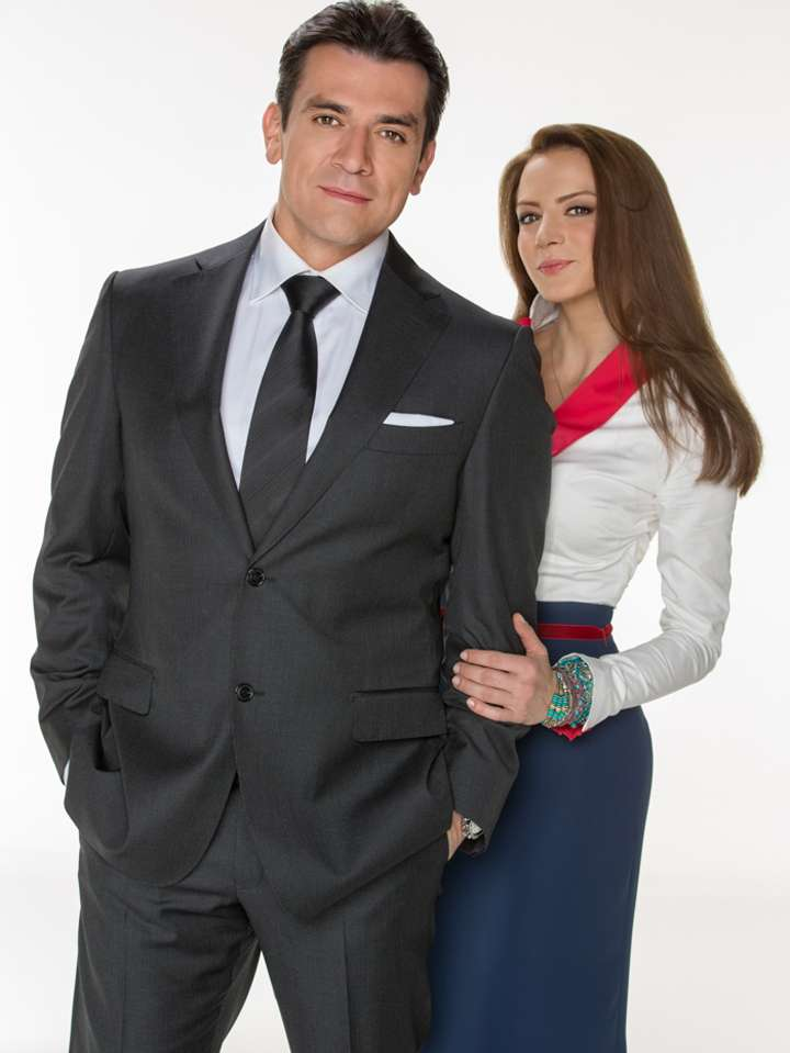 'Mi Corazón Es Tuyo' es una adaptación de la historia española 'Ana y los Siete'. Foto: Televisa