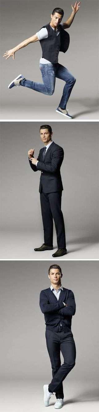 CR7 Footwear, la nueva marca de zapatas de Cristiano Ronaldo Foto: Tiramillas