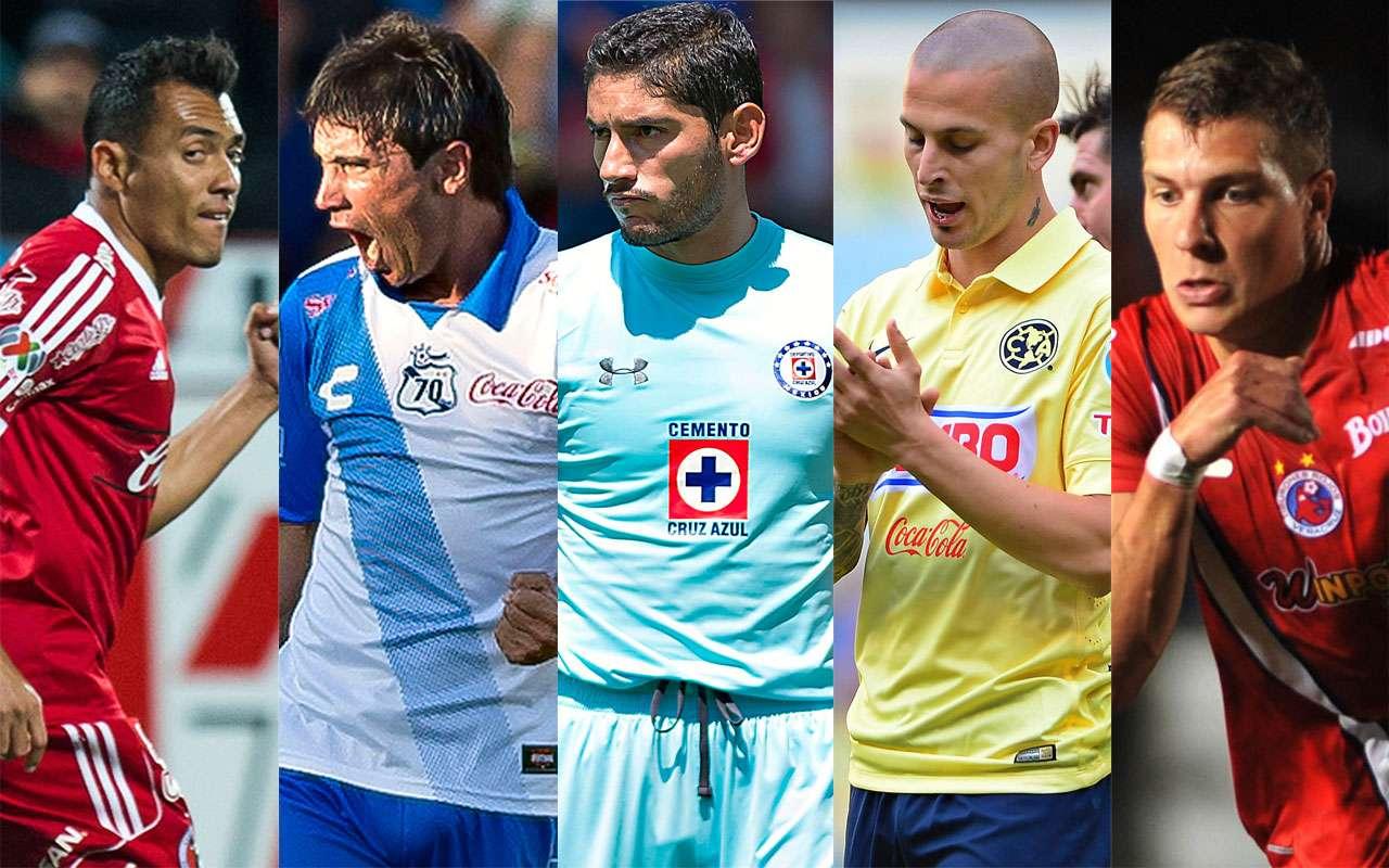Revisa a los buenos y los malos de la jornada 8 del Clausura 2015. Foto: Mexsport