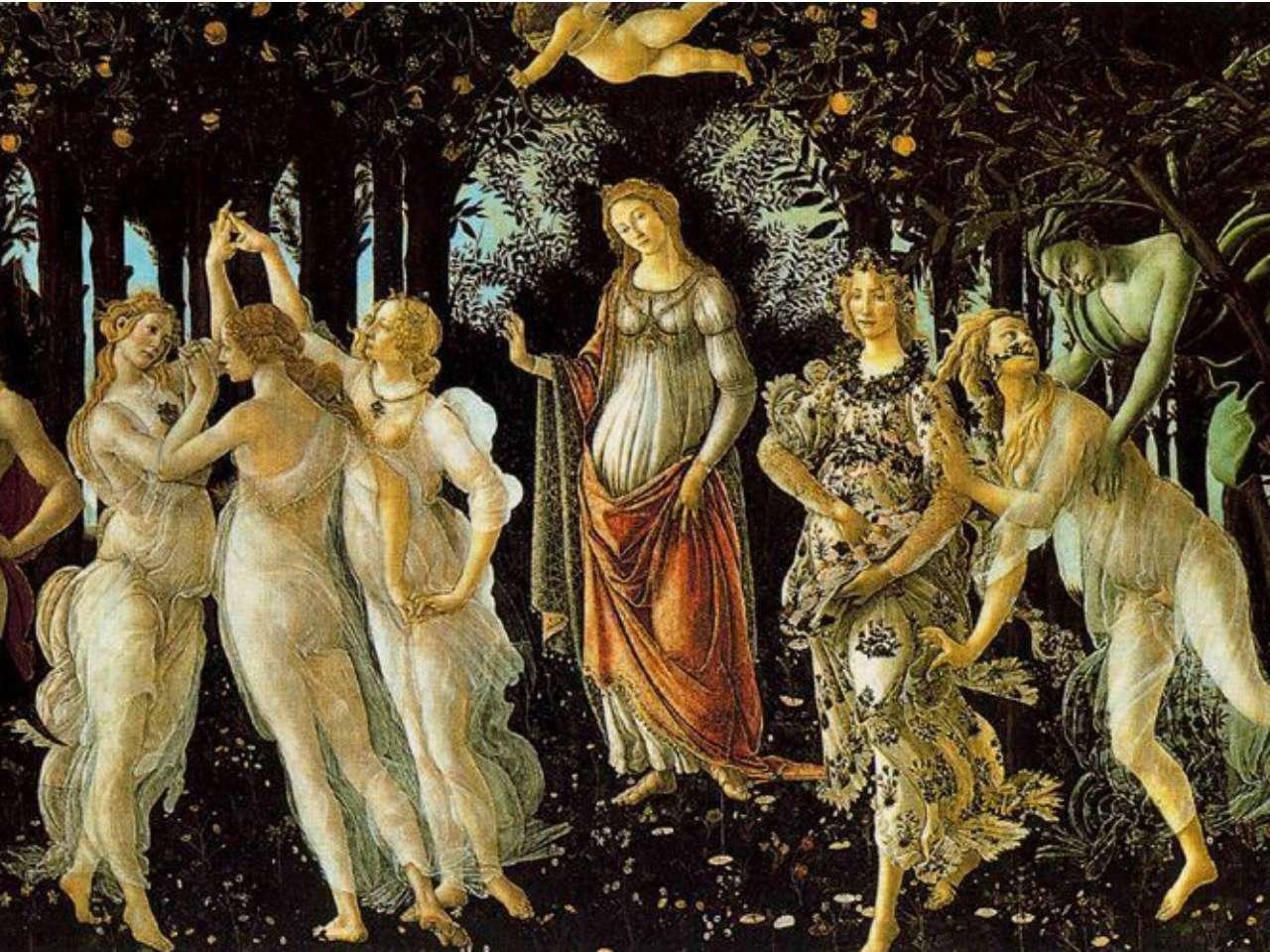 Sandro Botticelli. Foto: Historum.