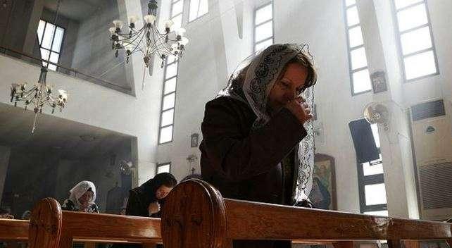 La comunidad cristiana asiria continúa preocupada por el resto de los secuestrados. Foto: Reuters en español