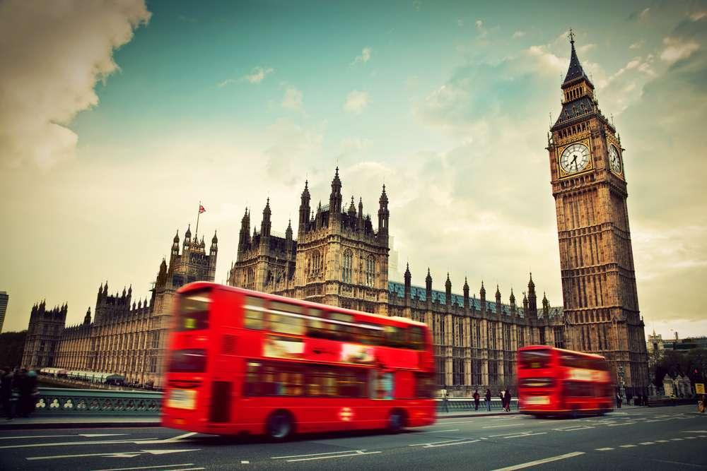 Londres é uma das cidades que terá pacotes pré-cruzeiros Foto: PHOTOCREO Michal Bednarek/Shutterstock