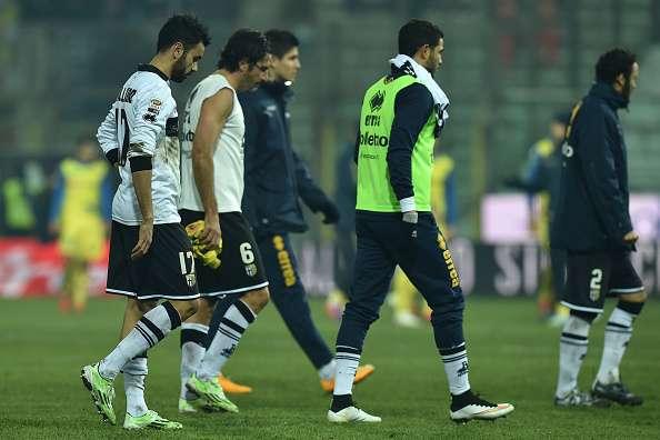 Parma sólo ha ganado tres partidos en la temporada. Foto: Getty Images