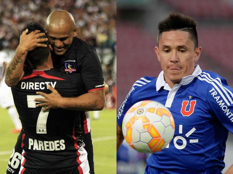Colo Colo y la U están obligados a ganar. Foto: Terra Chile