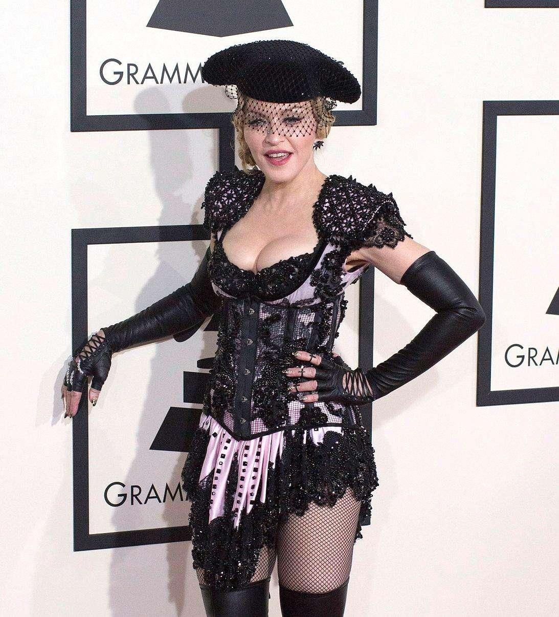 Madonna se siente víctima de discriminación Foto: Agencia Mezcalent