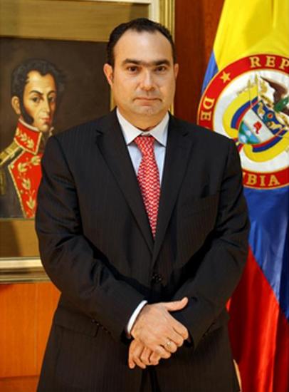 Magistrado Jorge Pretelt. Foto: Corte Constitucional/www.corteconstitucional.gov.co