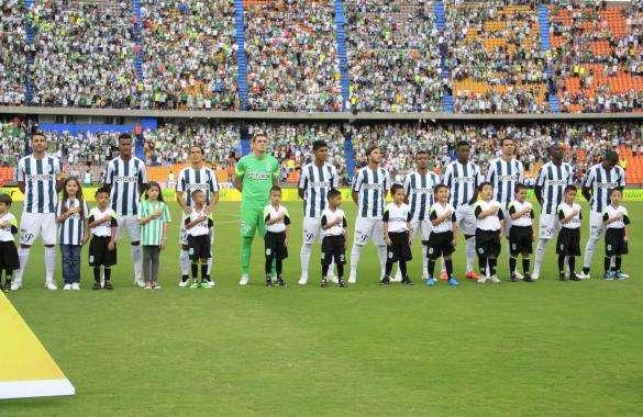 Atlético Nacional Foto: Página oficial de Atlético Nacional./Archivo particular