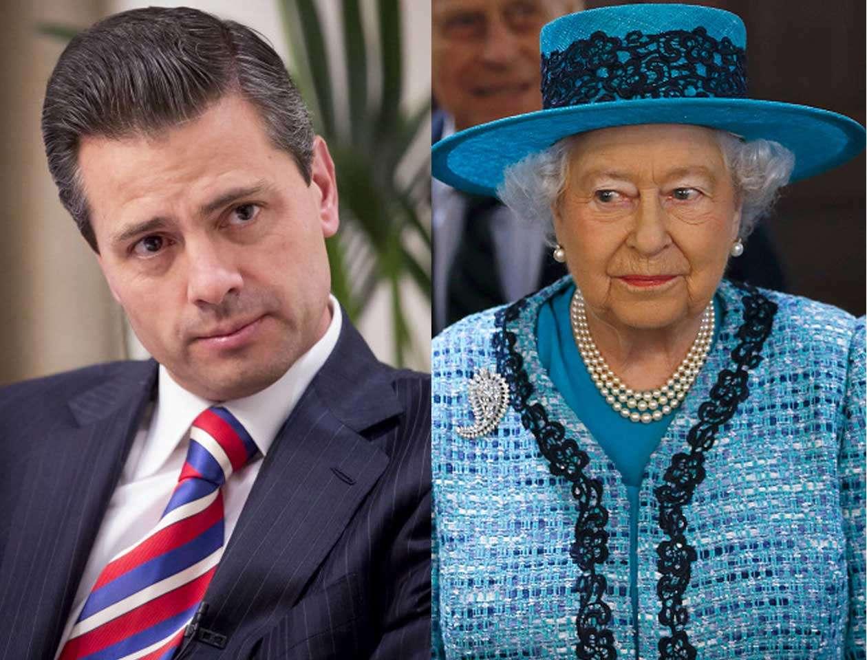 La visita de Estado tiene lugar en el marco de las celebraciones del Año Dual México Reino Unido. Foto: Getty Images/Especial