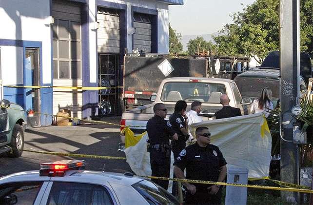 Entre los heridos se encuentran dos personas sospechosas. (Foto de archivo) Foto: AP en español