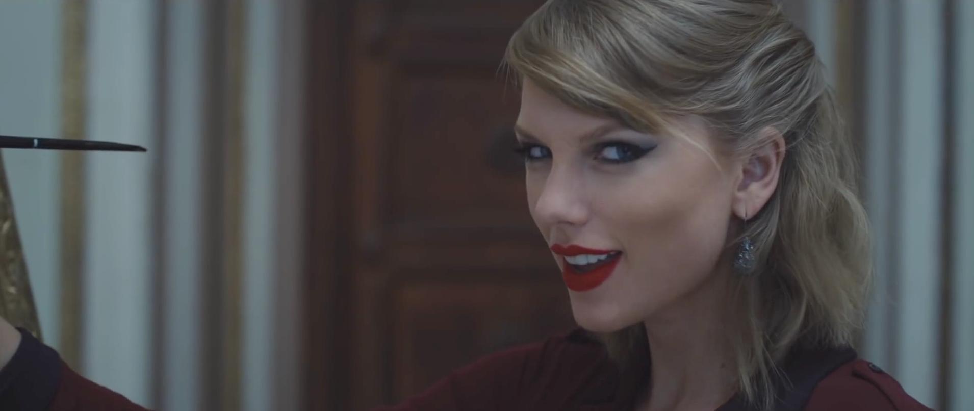 Mashup de Taylor Swift demuestra que le falta originalidad. Foto: Youtube/TaylorSwiftVEVO