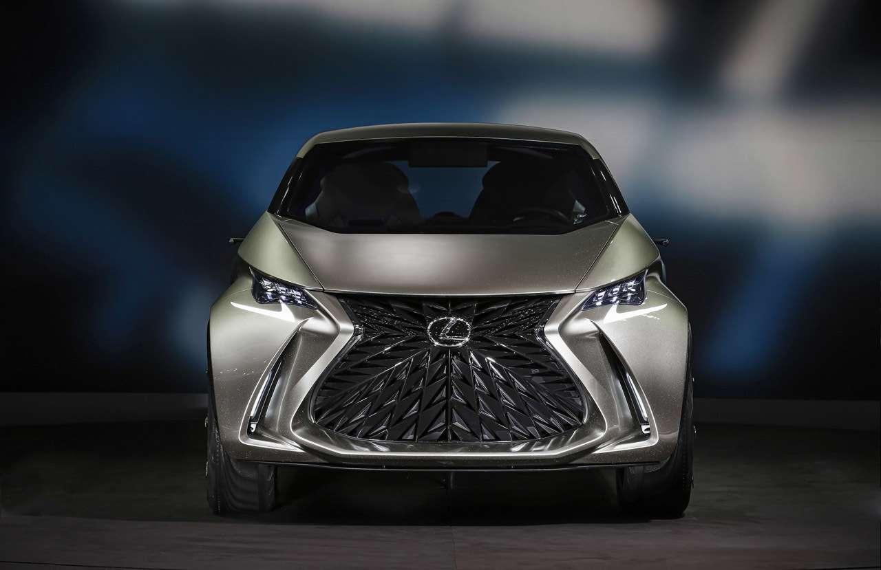 Lexus LF-SA concept Foto: Lexus