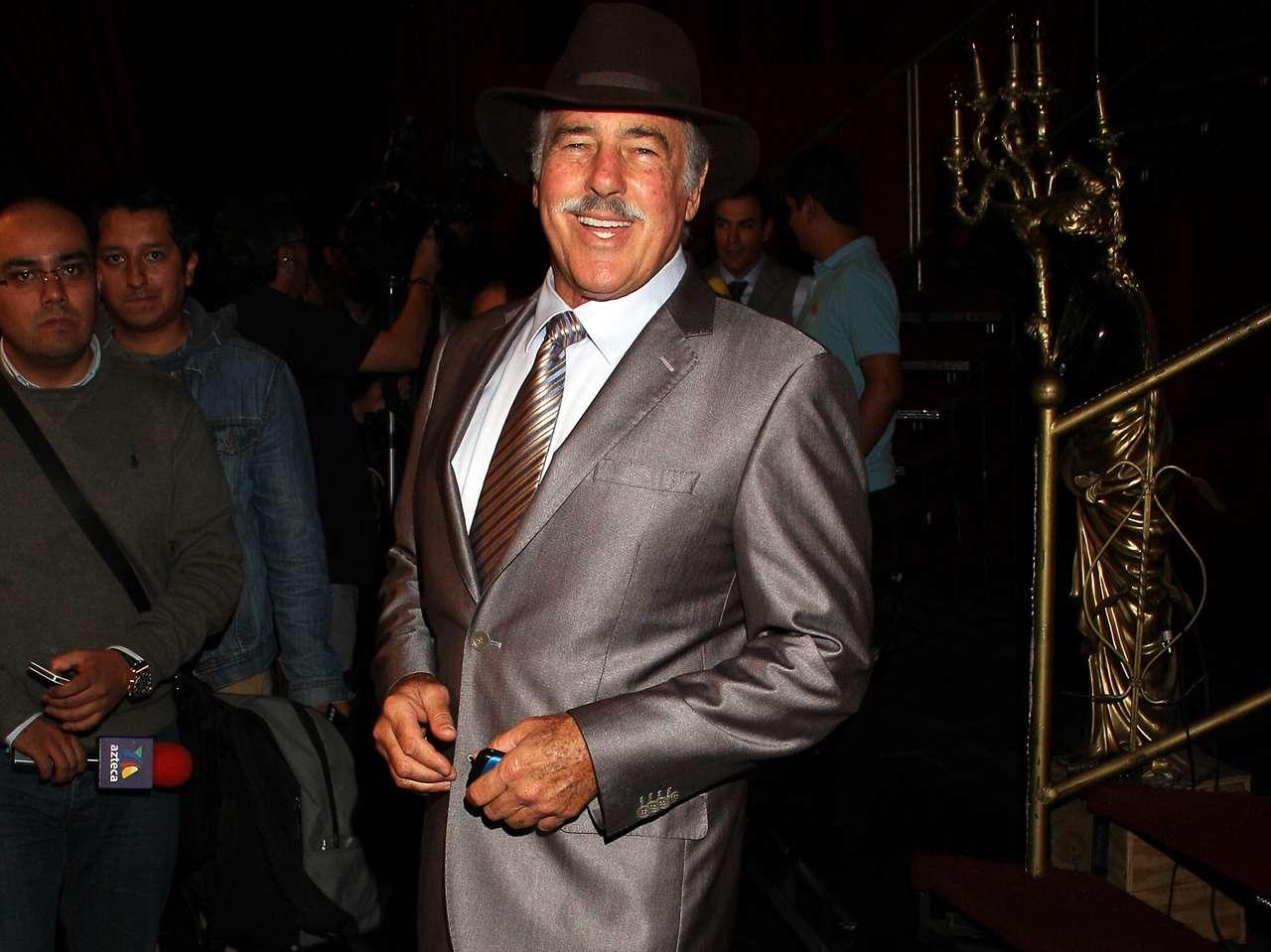 Andrés García reveló detalles de su encuentro cuando filmaba 'Toña Machetes'. Foto: Medios y Media
