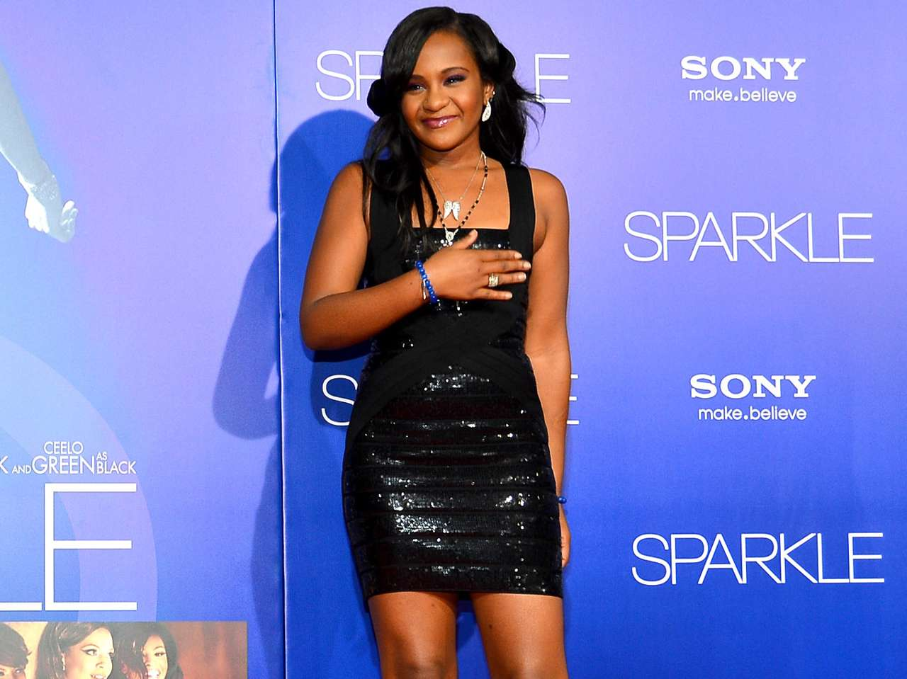No tendrán tomas de Bobbi Kristina Brown en el hospital. Foto: Getty Images