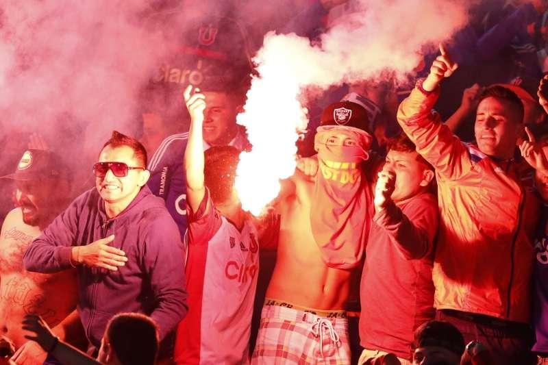 Universidad de Chile no logra enmendar el rumbo y sumó su quinta derrota en el Torneo de Clausura al caer por 3-2, en calidad de local, frente a Audax Italiano en el duelo que cerró la fecha 9 este día lunes. Foto: Photosport