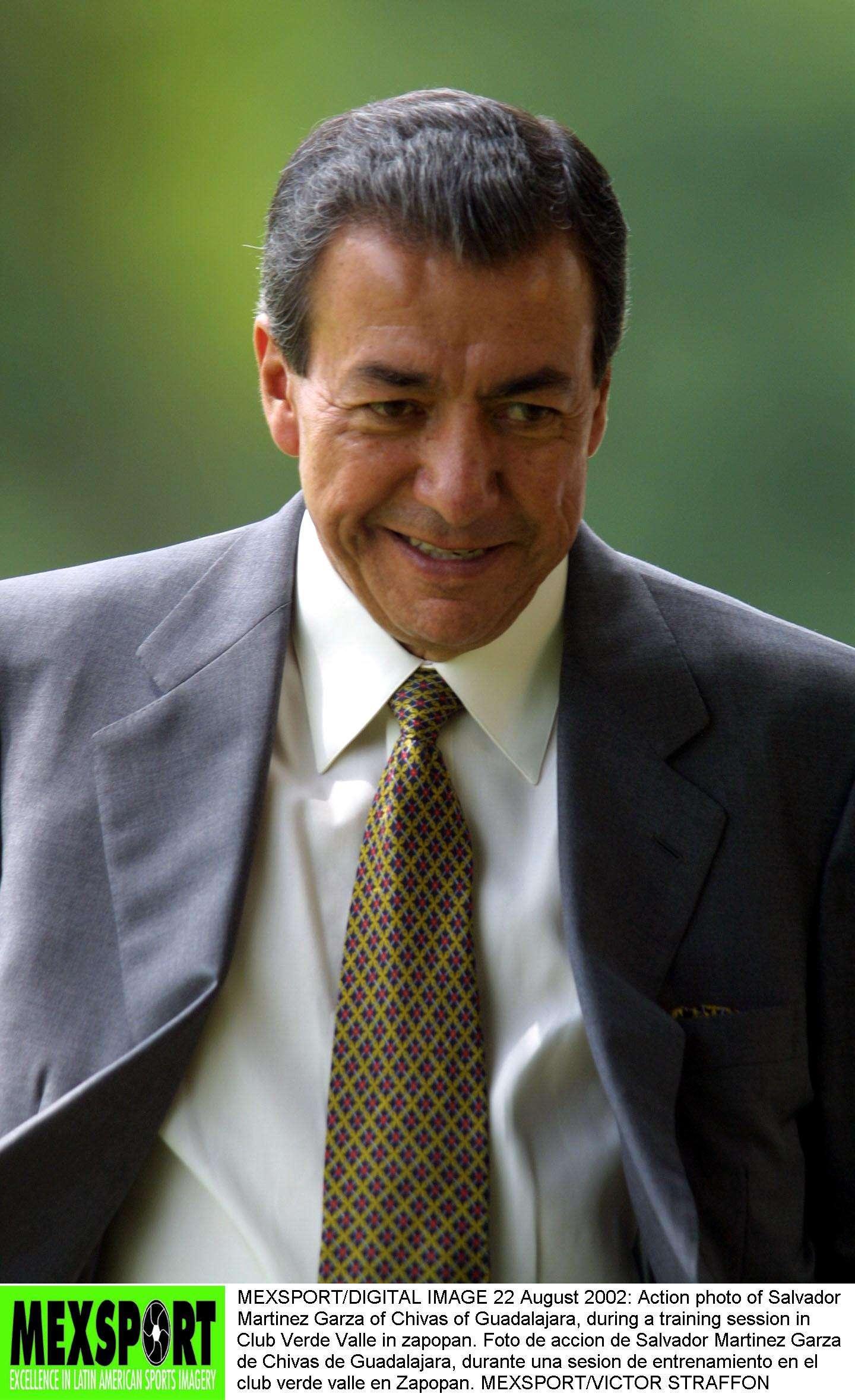 Martínez Garza llevó al título a las Chivas en el Verano 97. Foto: Mexsport