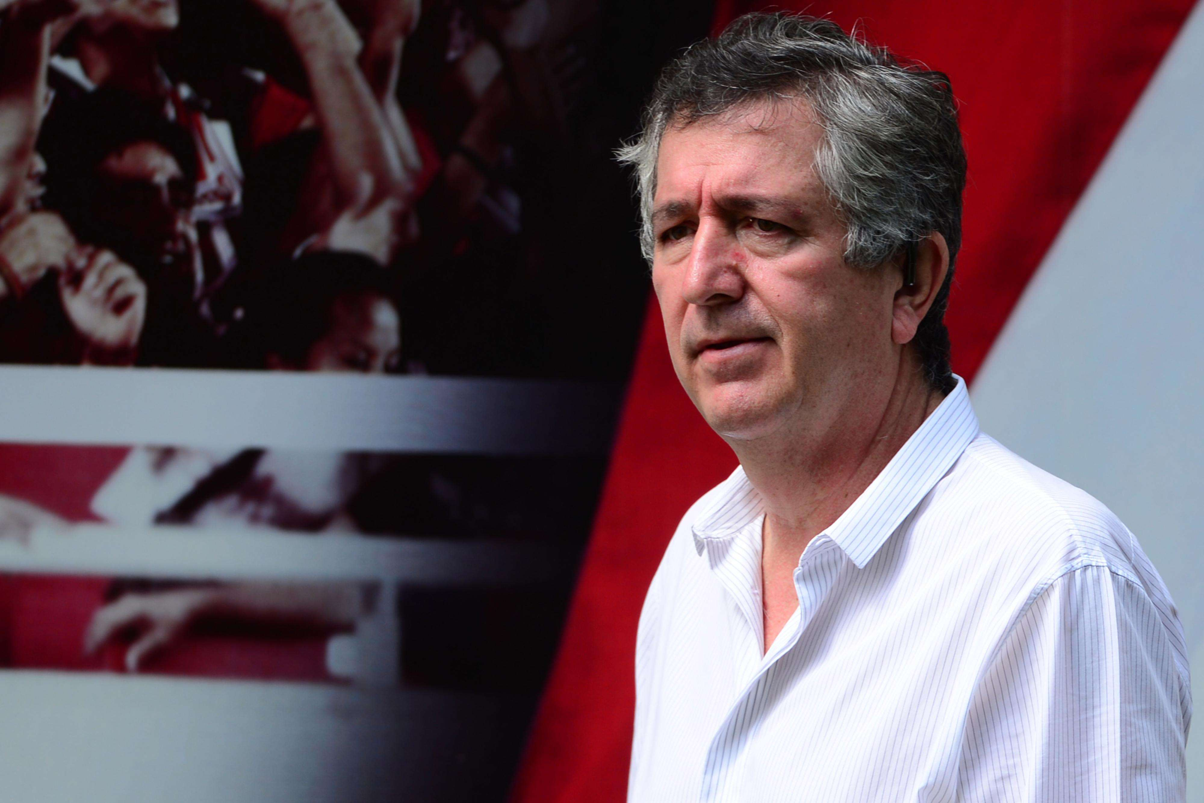 Vergara de nuevo comentó que el club no está en venta. Foto: Mexsport