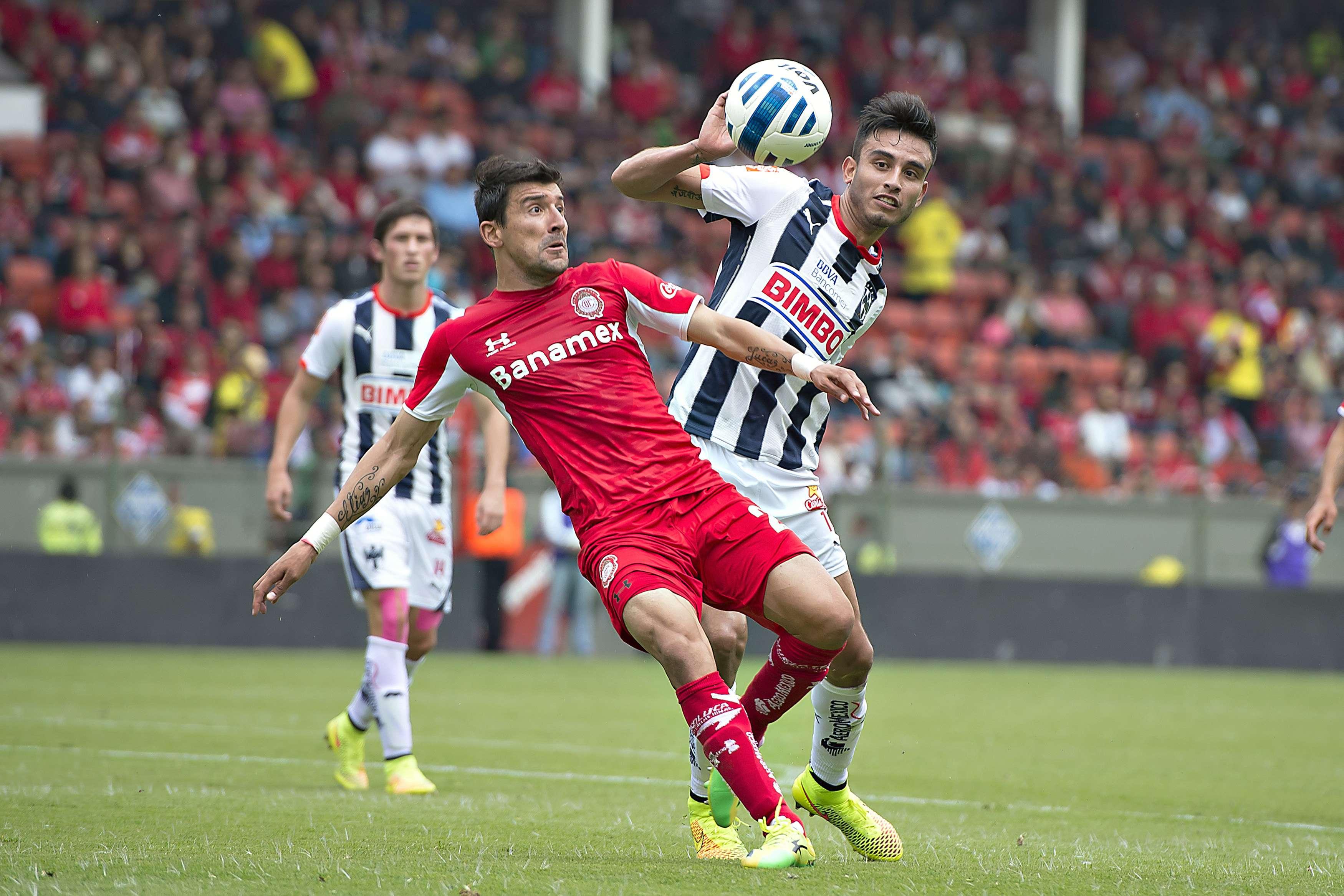 Monterrey buscará cortar la mala racha ante Toluca. Foto: Mexsport