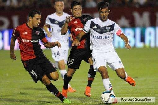 Newell's y Vélez aburrieron en Rosario en un pobre empate. Foto: Facebook Agencia Télam