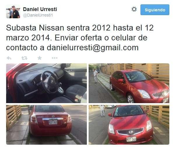 Foto: @DanielUrresti1