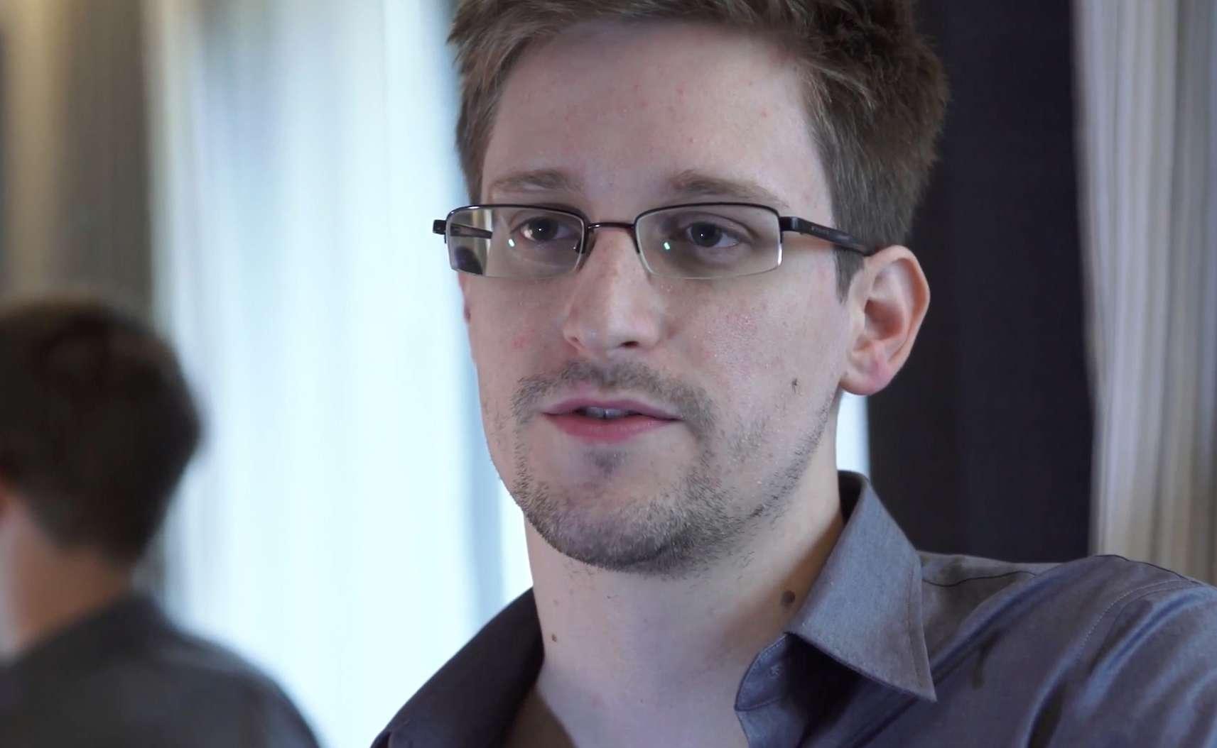 Foto de Edward Snowden de The Guardian con fecha del 9 de junio del 2013. Foto: AP en español
