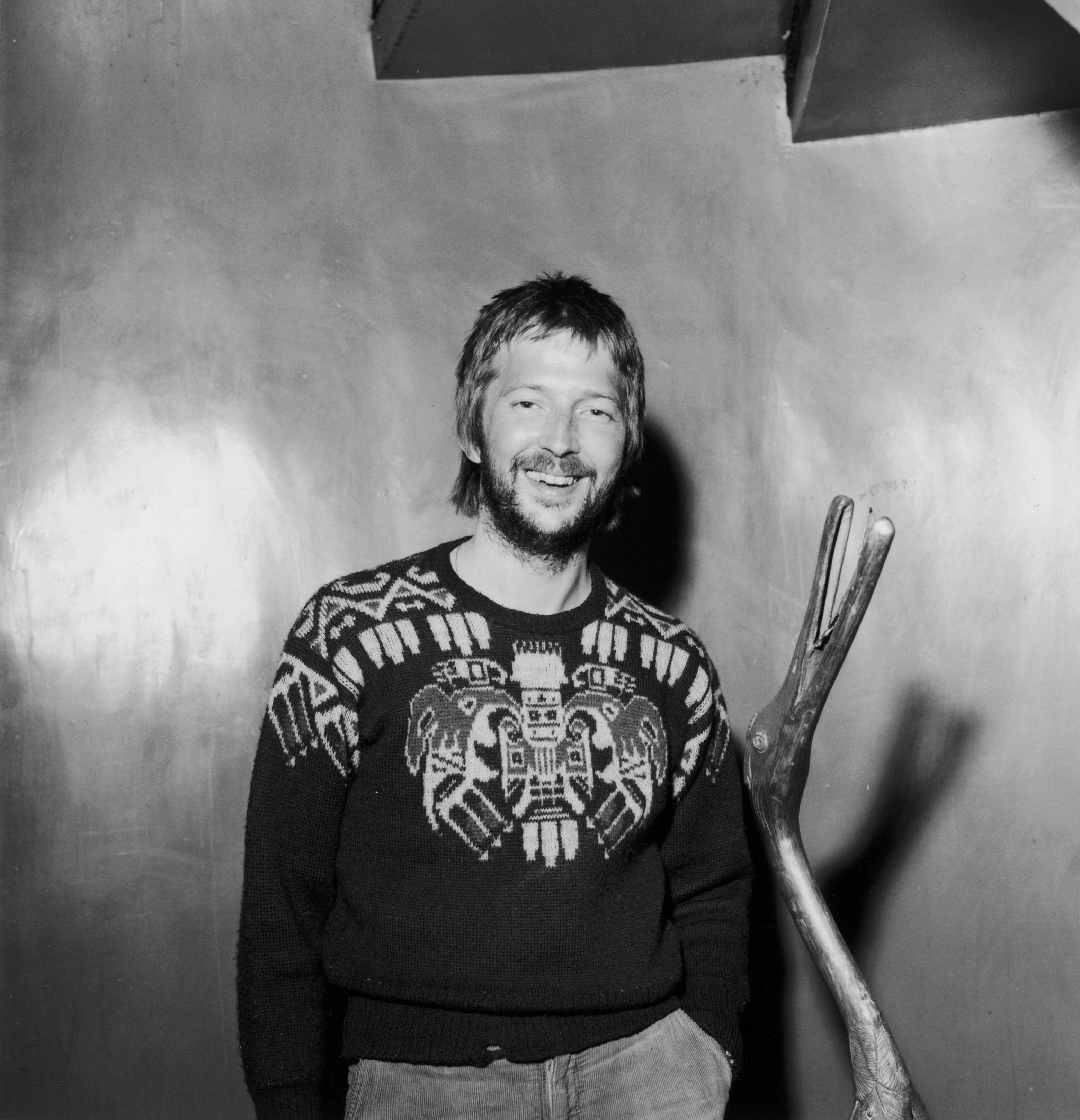 O músico Eric Clapton Foto: Getty Images