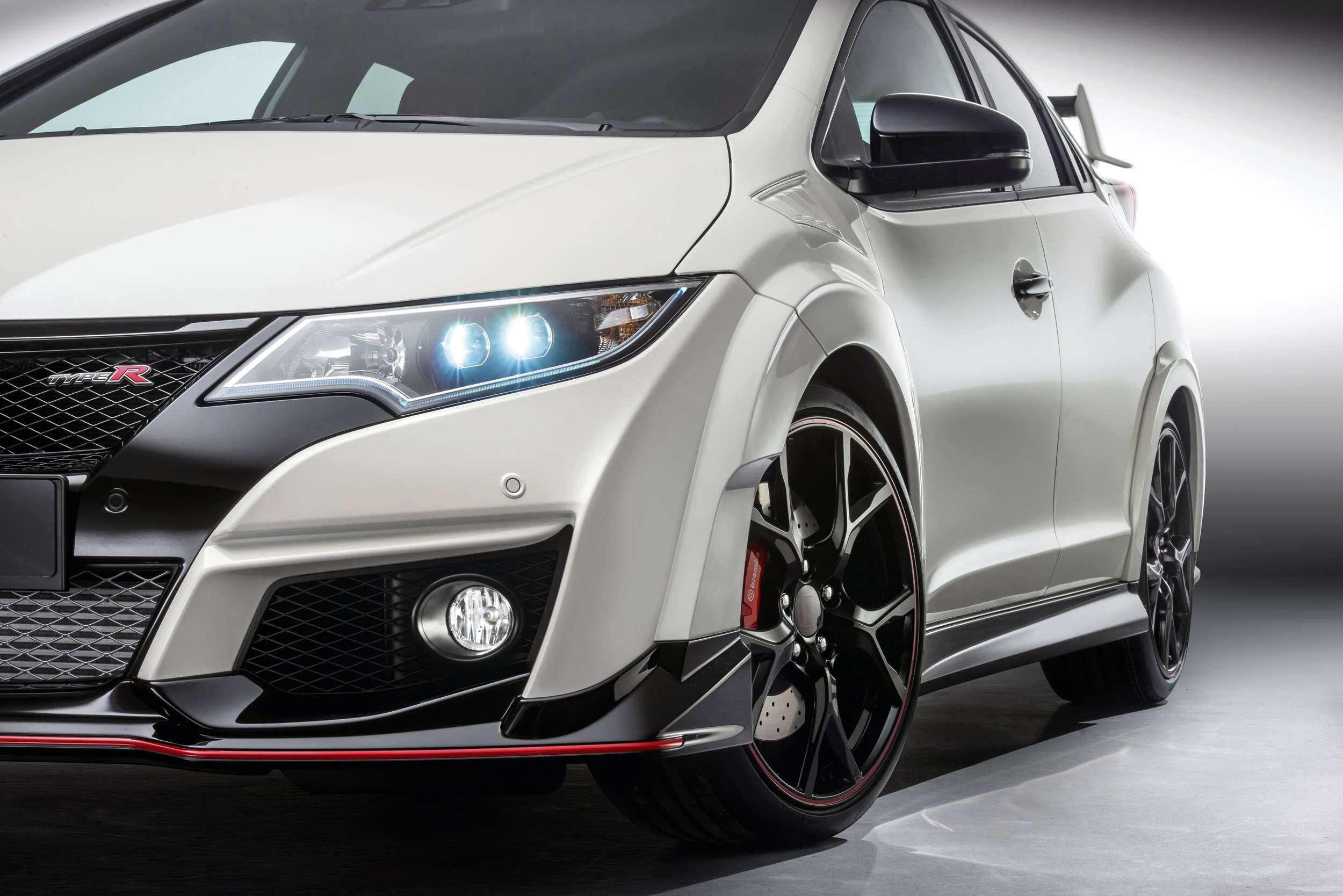 Honda Civic Type R Foto: Honda