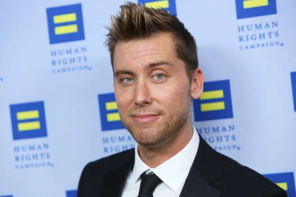 Lance Bass de N'Sync apoya la Unión Civil en Perú. Foto: Getty Images