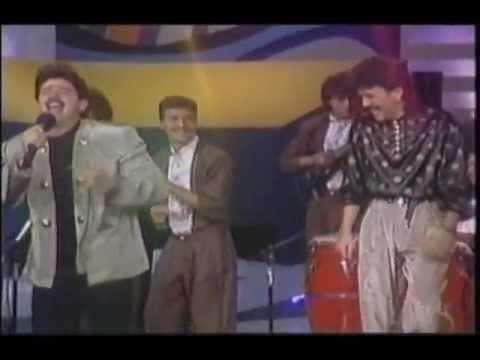 Imagen del show de Jeringa con Rafael Orozco. Foto: Pantallazo de Caracol Televisión./Archivo particular