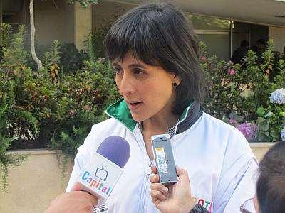 Susana Mohamad, secretaria de Medio Ambiente de Bogotá. Foto: Secretaría del Medio Ambiente