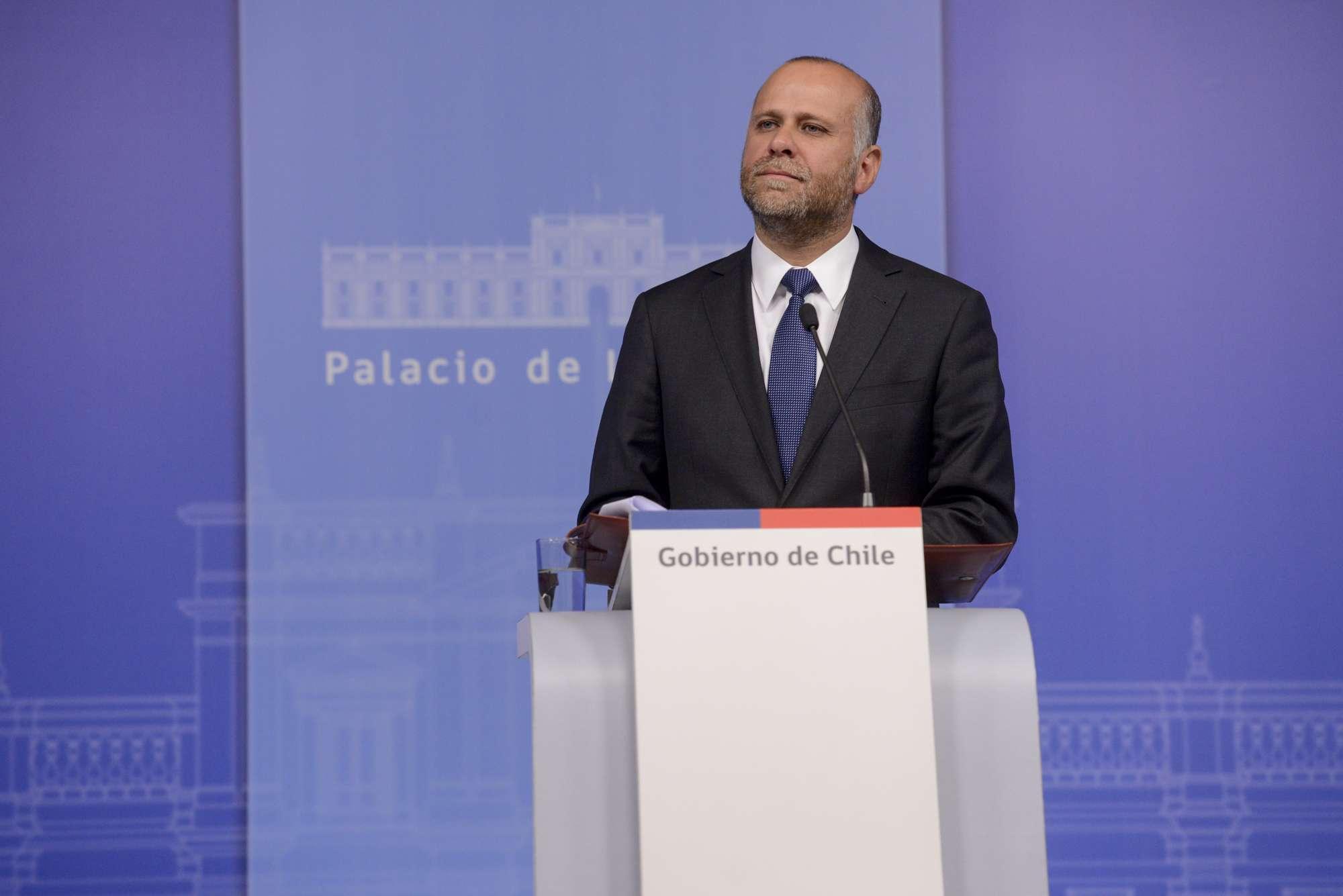 Foto: Ministerio Secretaría General de Gobierno