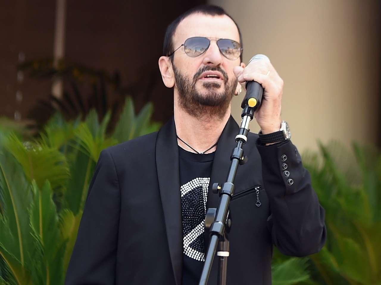 La presentación de Ringo Starr coincide con El Año del Reino Unido en México. Foto: Getty Images