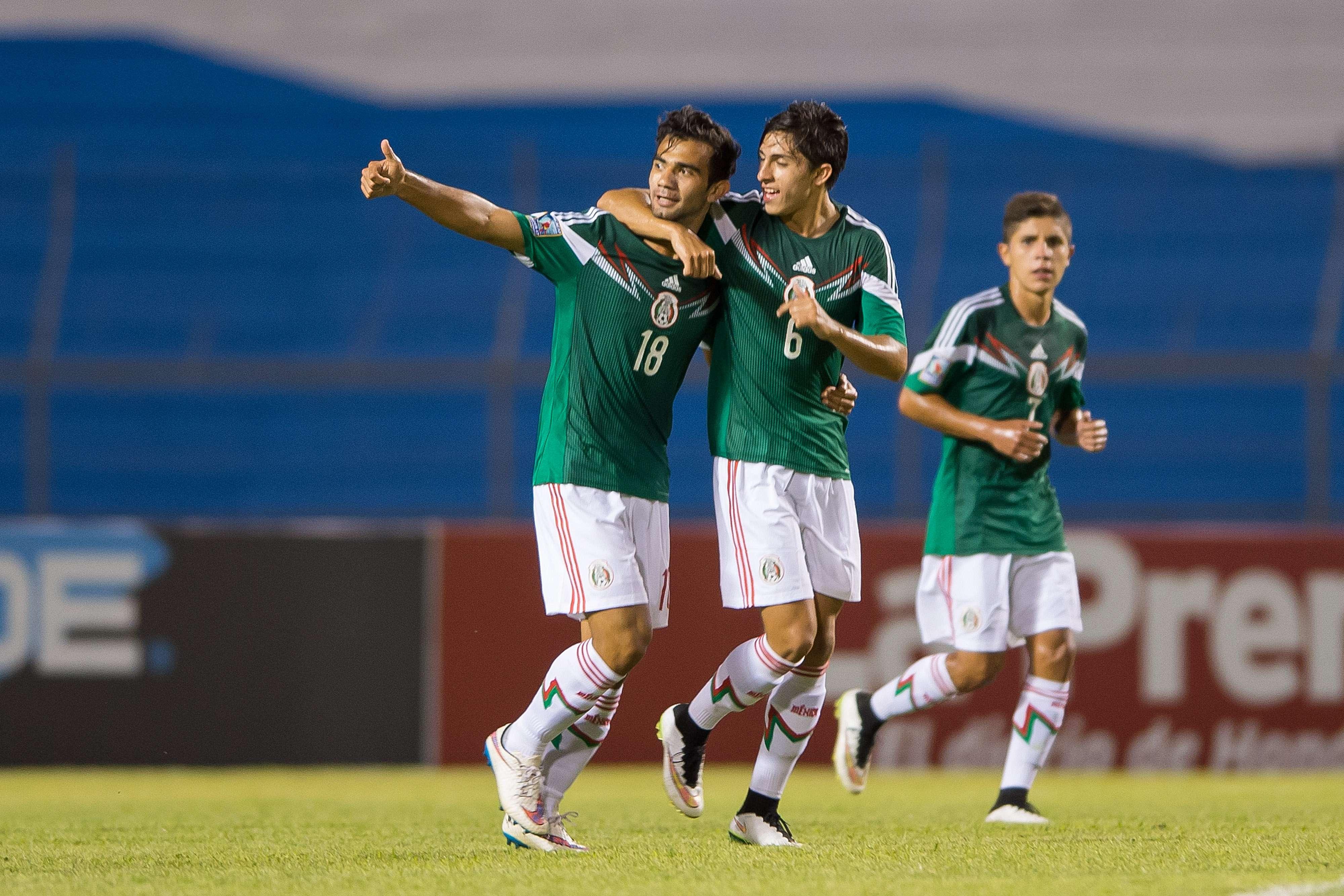 Con este resultado, el cuadro dirigido por Mario Artega llegó a seis unidades en el Premundial. Foto: Mexsport