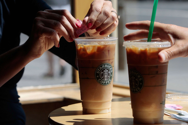 En otras ciudad del mundo, como Nueva York y Montreal, también se quedaron sin Té Chai de Starbucks. Foto: Getty Images
